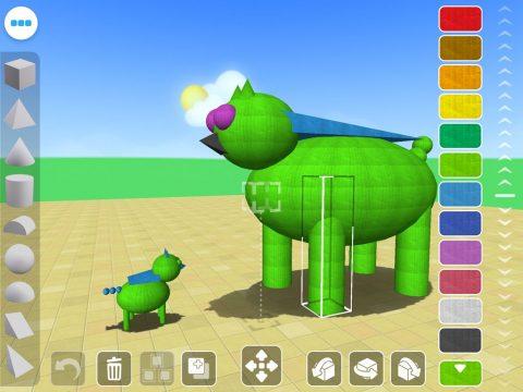 3D Sketch Stretch Studio