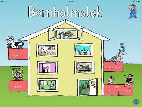 Bornholmslek