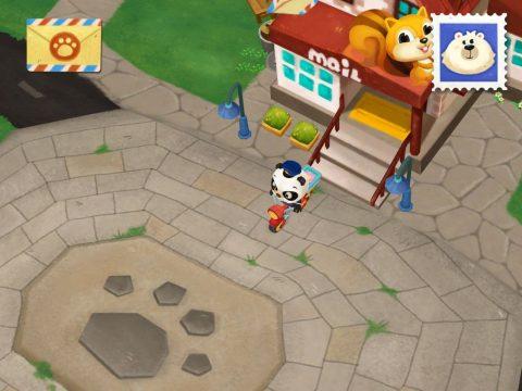 Dr. Pandas Brevbärare