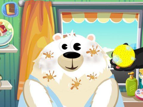 Dr. Panda's Skönhetssalong