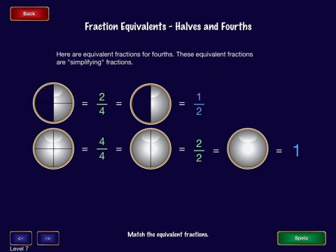 Fractions+