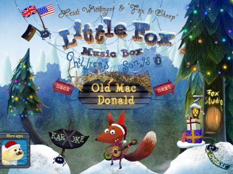 little-fox-music-box