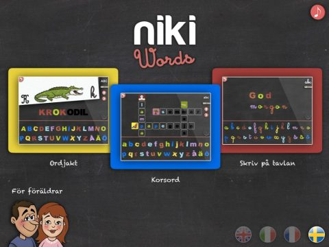 niki-words