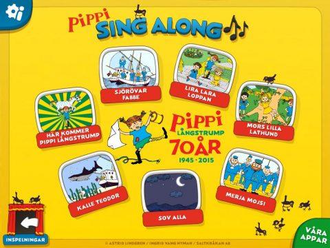Pippi Sing Along