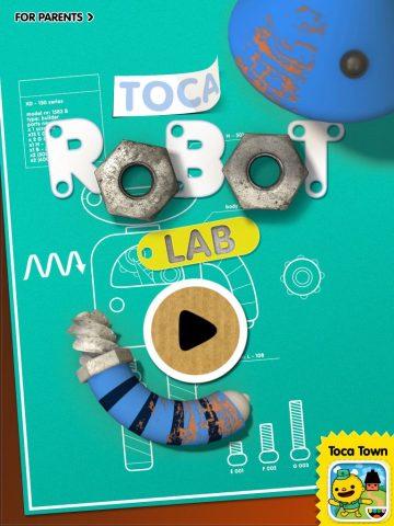 Toca Robot Lab