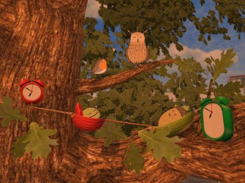 Tripp, trapp, träd - app