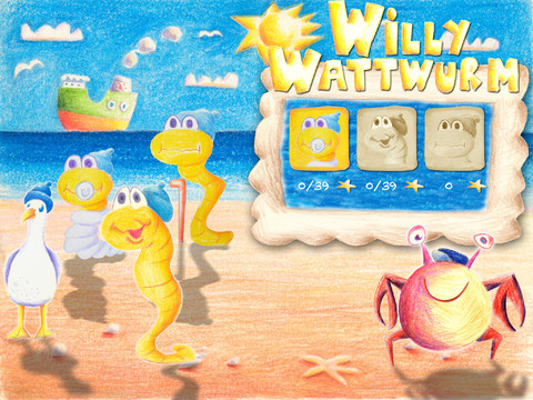 Willy Wattwurm