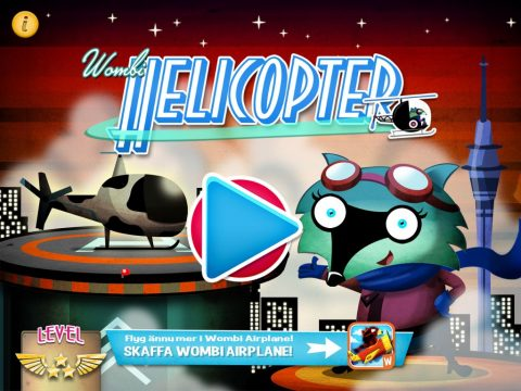Wombi Helicopter